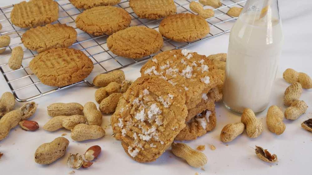 galletas tres ingredientes sin harina