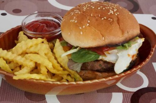 hamburguesas caseras fáciles