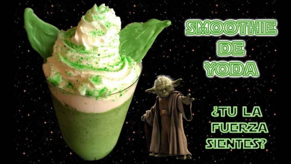 smoothie Yoda Star Wars