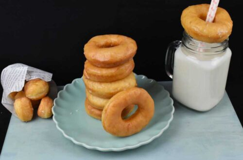 donuts o donas fáciles
