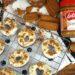 rosquillas de galletas lotus o galletas de caramelo