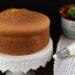 Bizcocho genovés para tartas