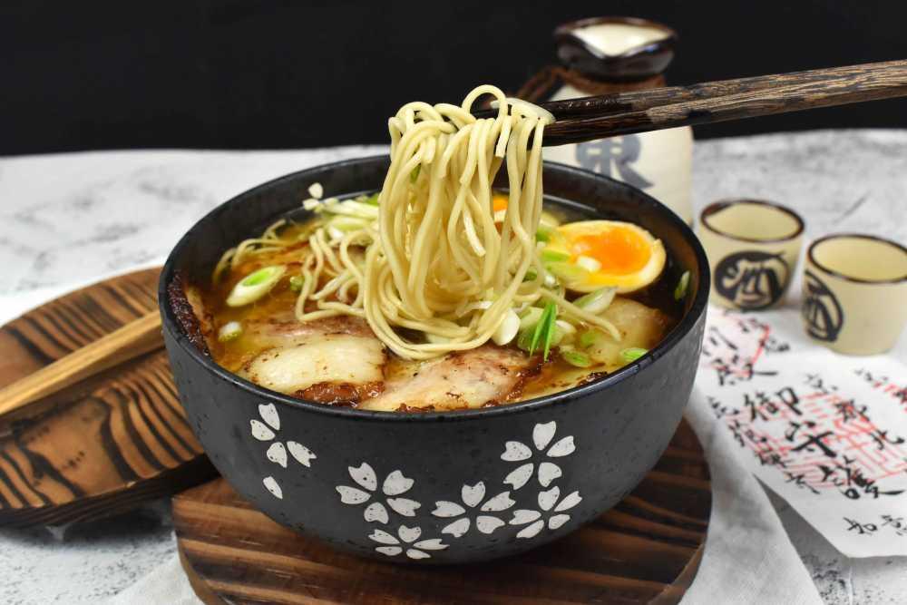 ramen japonés