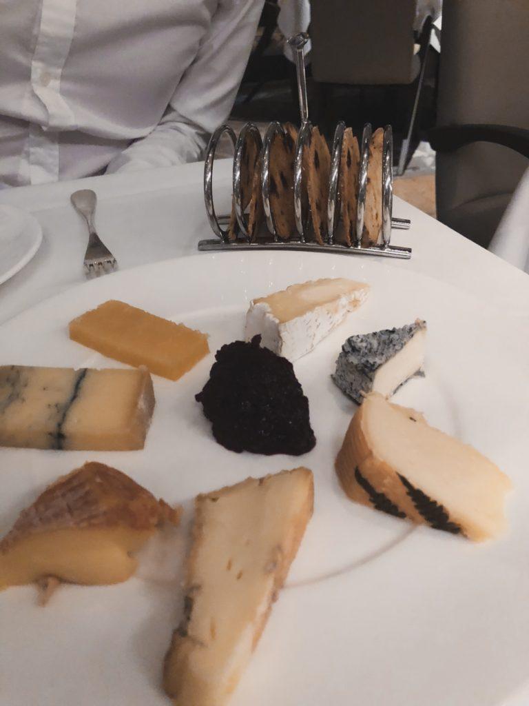 Orrery-cheese