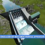 GOI approves Investment Proposal for SJVN's 66 MW Dhaulasidh Hydel Project