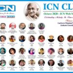 ICN Octave-2020 : The World Drowned In Musical Ocean On Gandhi Jayanti