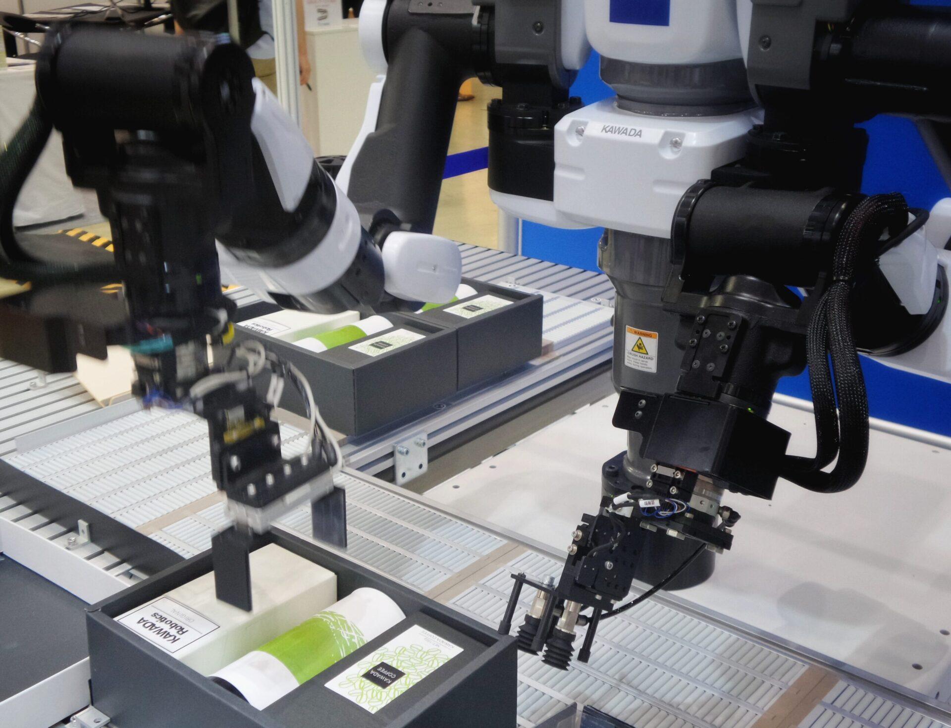 Robotic Production line