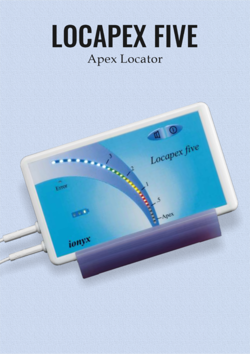 Locapex Five- Latest generation apex locator   Orikam