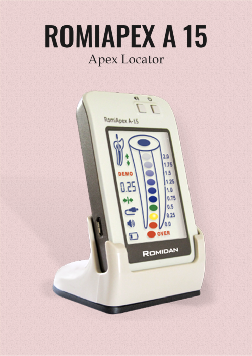 RomiApex A-15 Innovative Apex Locator   Orikam Shop
