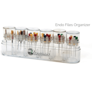 Endo Organizer   Sterilizable endo file organizer   Orikam