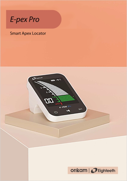 E-pex Pro Apex Locator