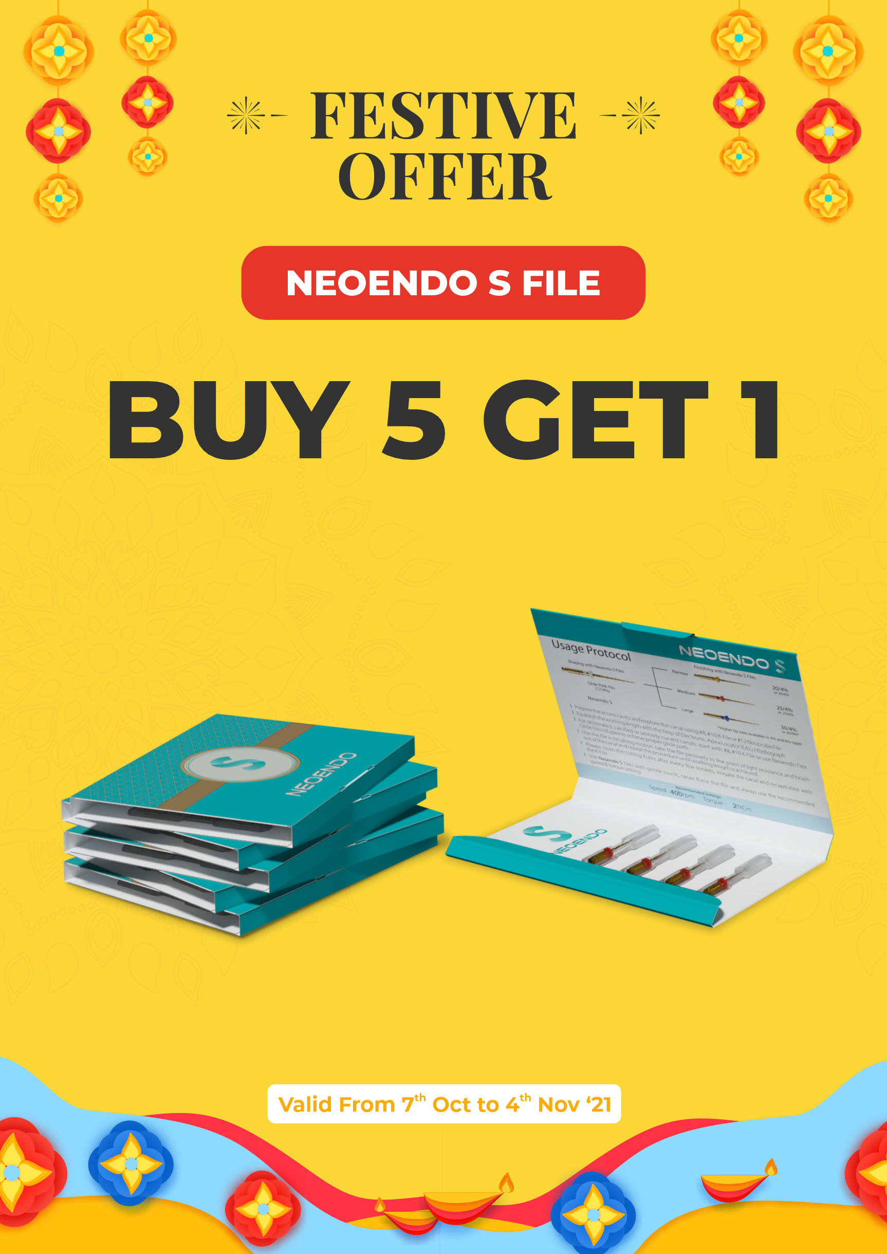 Neoendo S | Festive Offer | Orikam