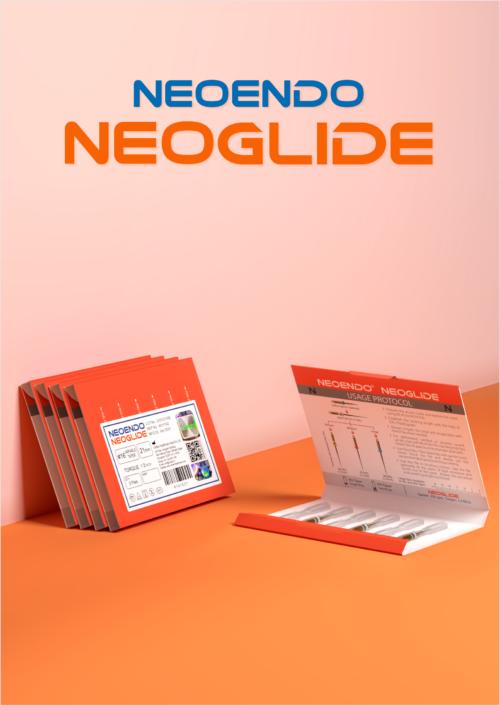 Neoglide Glide Path Rotary File | Neoendo | Orikam