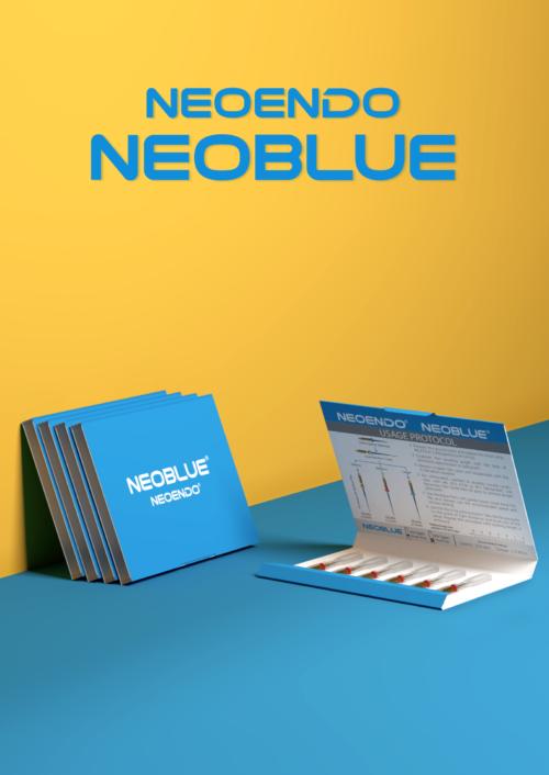 Neoblue Rotary Files- Tough file with unique flexibility | Orikam