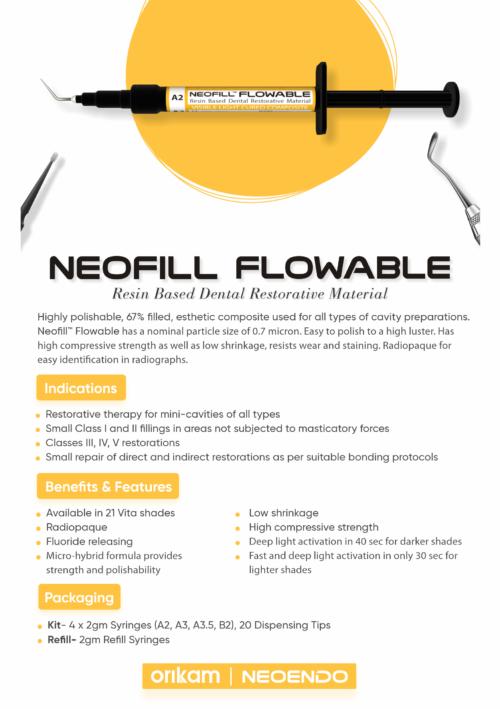 Neofill Composite Kits | Orikam