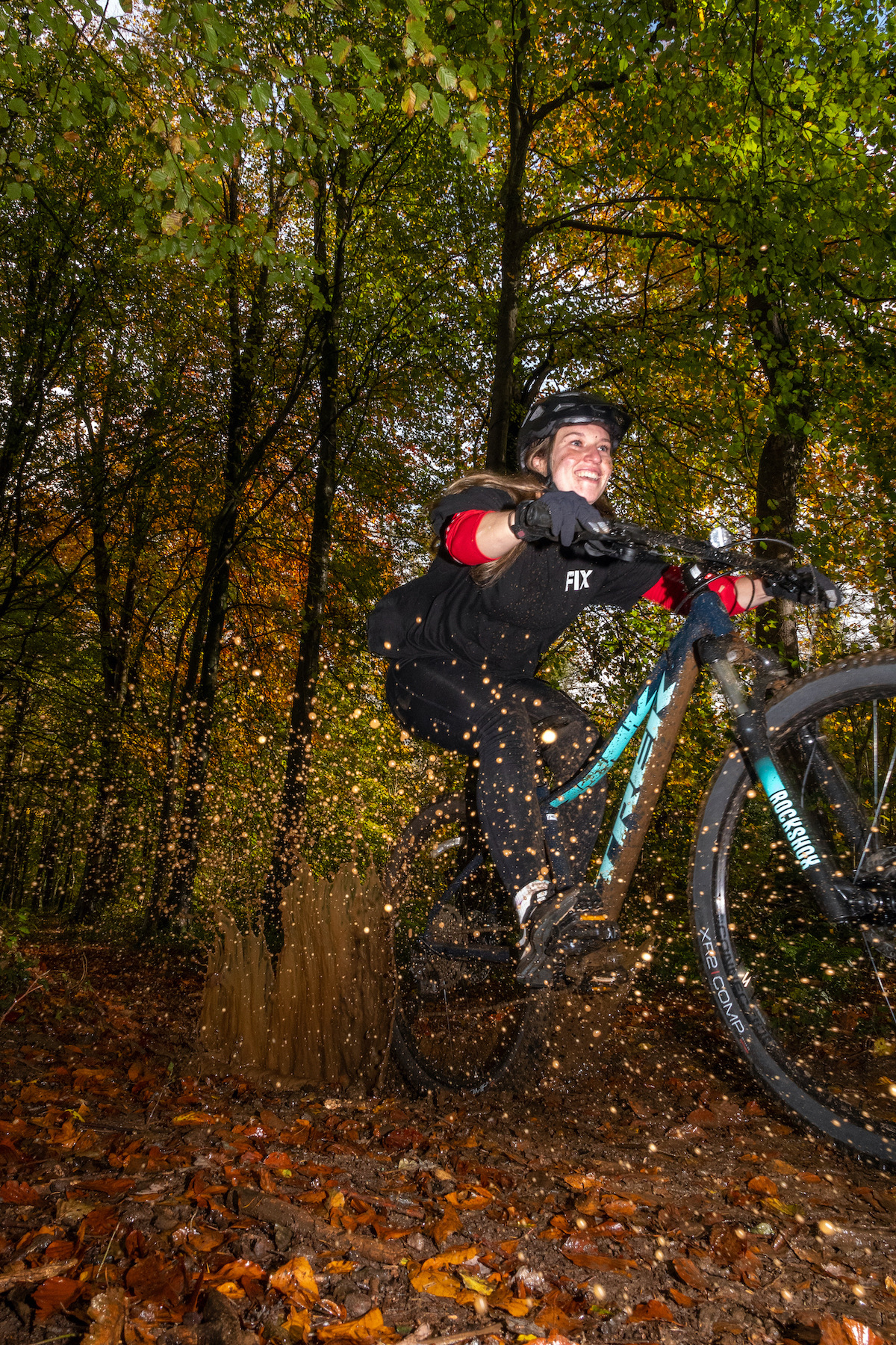 Forest Fawr Mountain Biking Andy Kettlewell/ Pistyll Productions