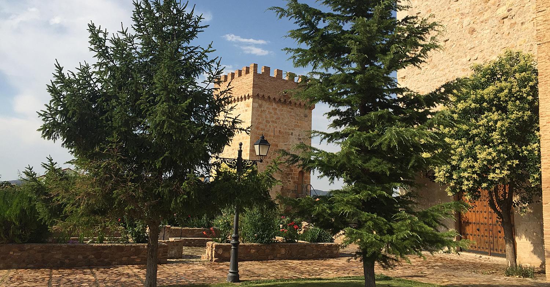 El Torreón Villarreal de Huerva