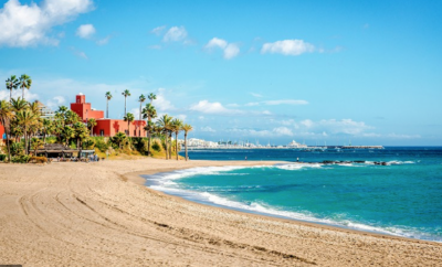 THE 8 BEST BEACHES ON THE COSTA DEL SOL