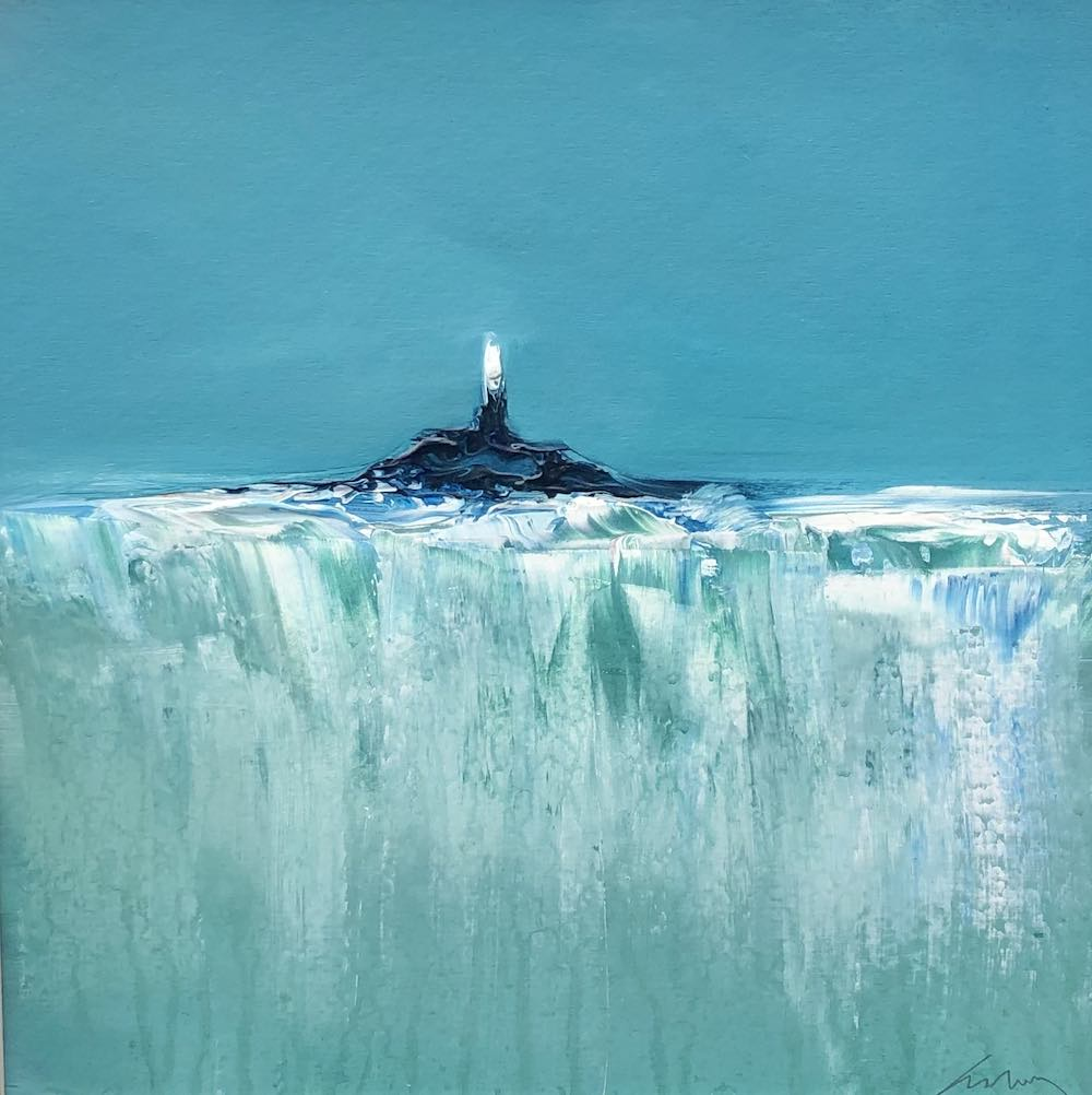 Fenit Lighthouse 1 | 43 x 46cms | 17 x 18ins | €1600