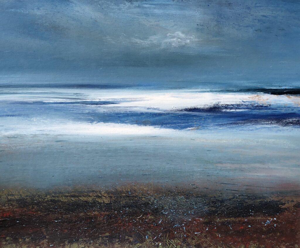 Atlantic Blue Tralee Bay | 17 x 21 ins | 44 x 55 cms | €1900