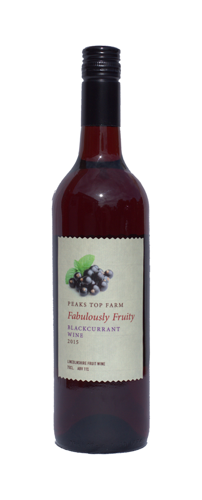 Blackcurrant Wine