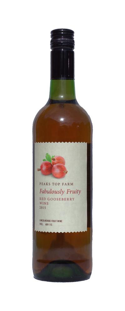Red Gooseberry Wine