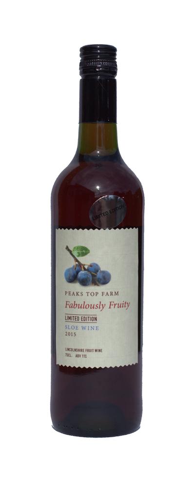 Sloe Wine
