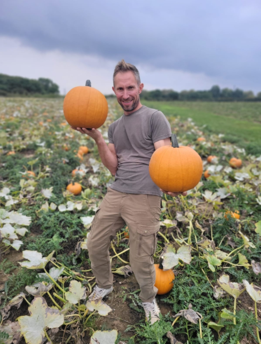 Pick Your Own Pumpkins 2021!