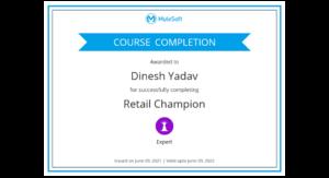 MuleSoft Industry Champion Retail