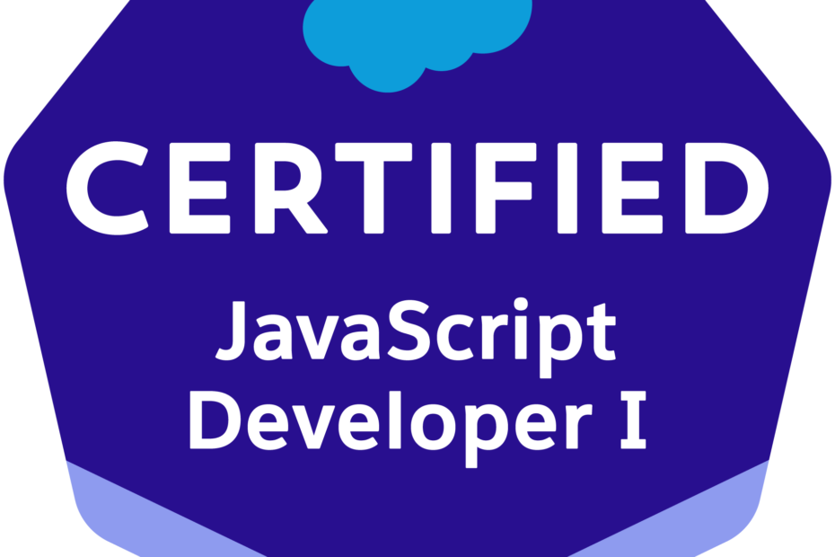 Salesforce Certified JavaScript Developer I Badge