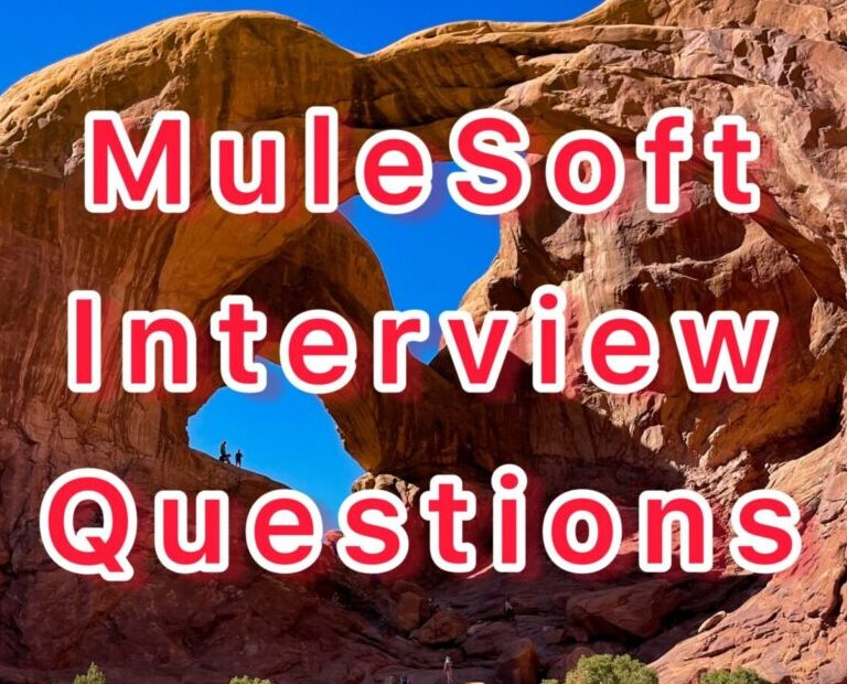 MuleSoft Interview Questions