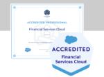 Financial Services Cloud Badge