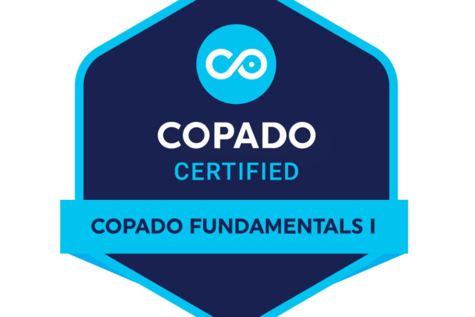 Copado Fundamentals I Badge