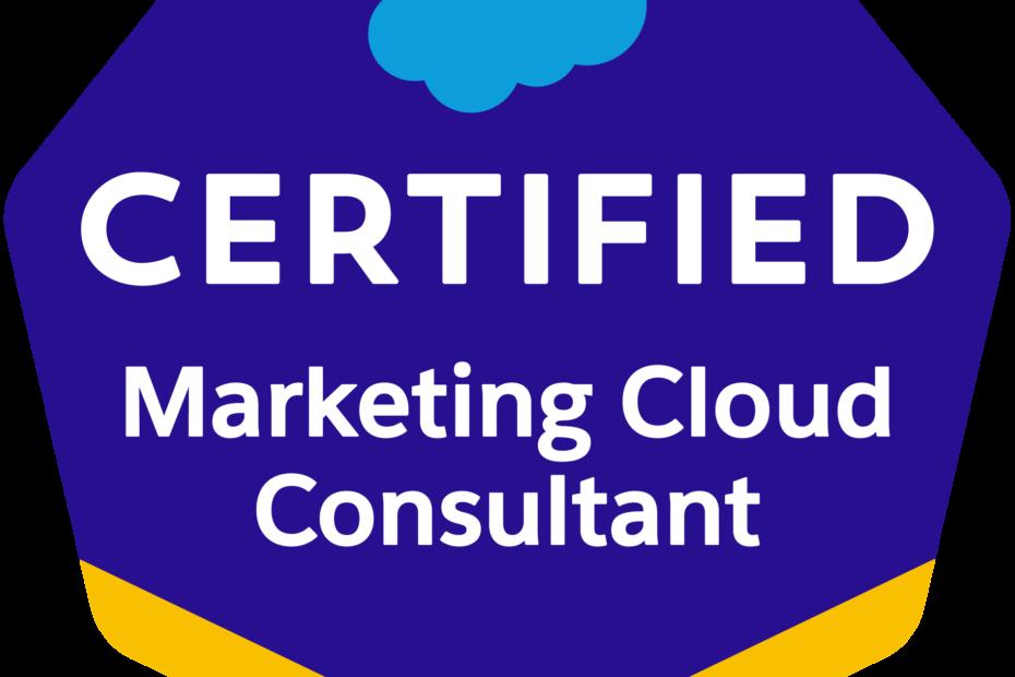 Marketing Cloud Consultant
