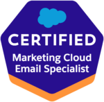 Marketing Cloud Email Specialist Badge