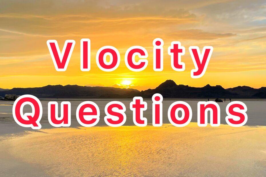Vlocity Questions