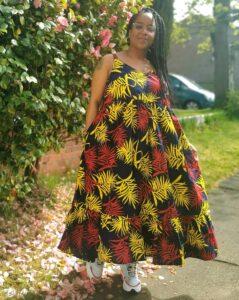 Ogden cami dress by Mirry Maker