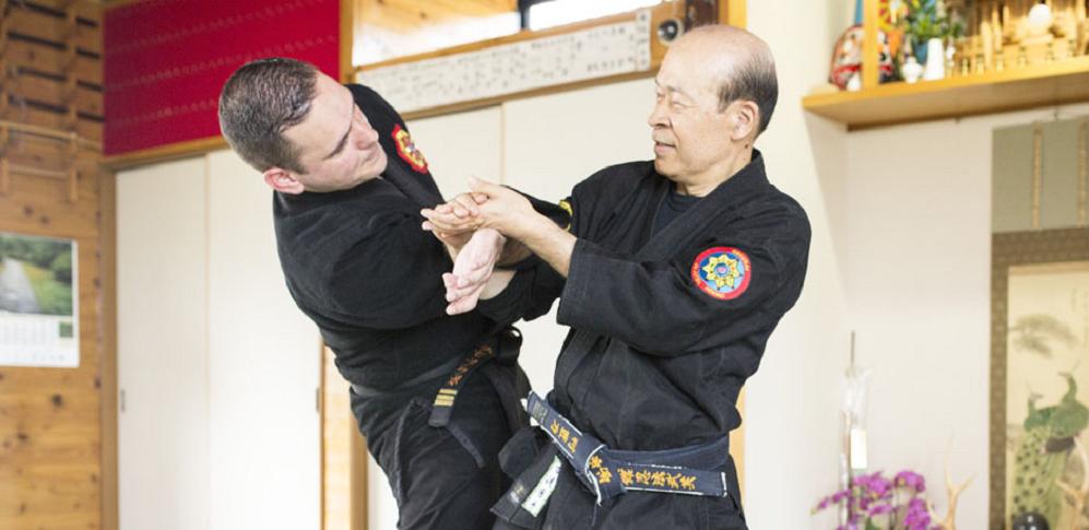 jujutsu tradicional