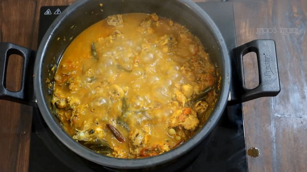 chicken sevai