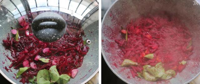 beetroot pachadi recipe