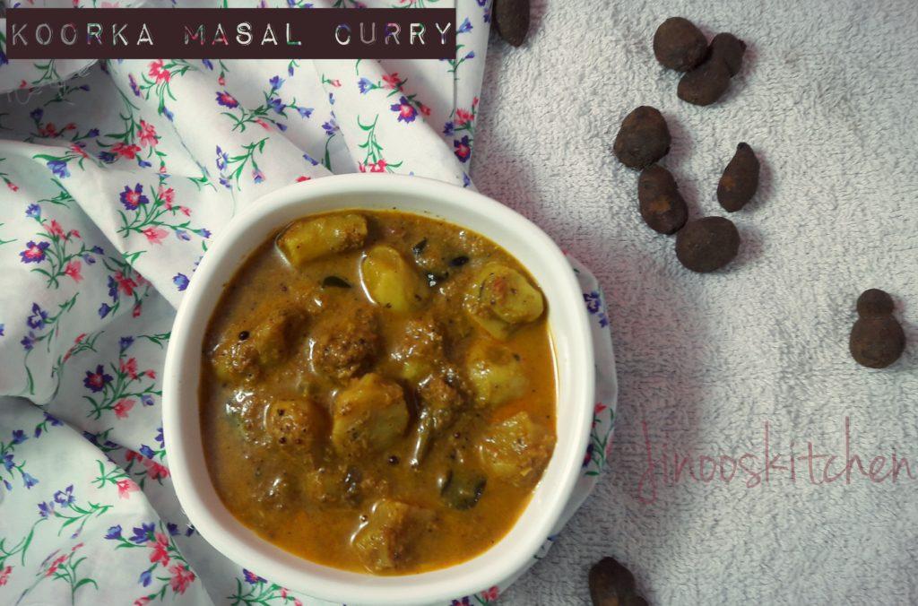 Koorka Masal Curry