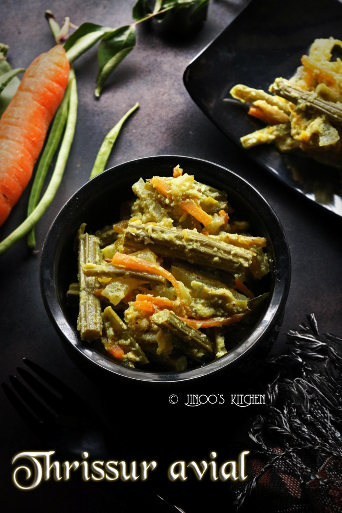 Thrissur style Avial recipe