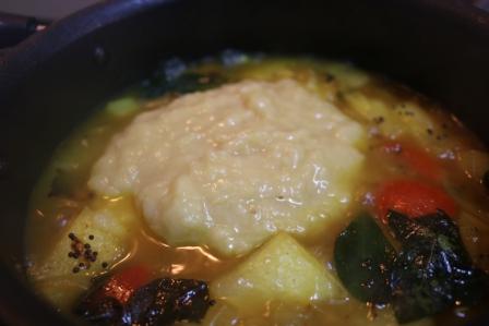 pumpkin sambar recipe 8