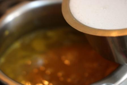Vazhaipoo Kuzhambu recipe - Banana Flower curry recipe
