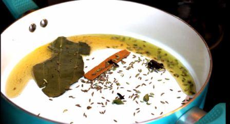 Soya Chunks Biryani-Meal Maker Biryani recipe 1
