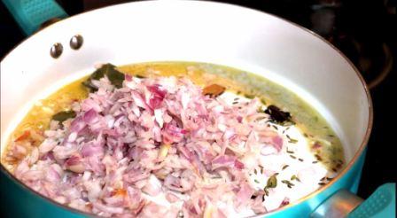 Soya Chunks Biryani-Meal Maker Biryani recipe 2