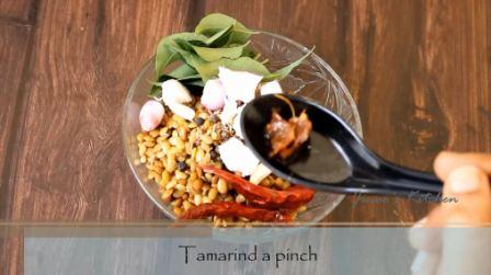 Kollu Thogayal for rice