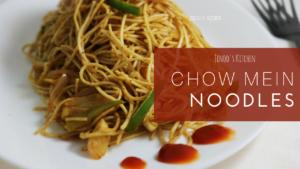 Chowmein Noodles   Veg Chowmein noodles recipe