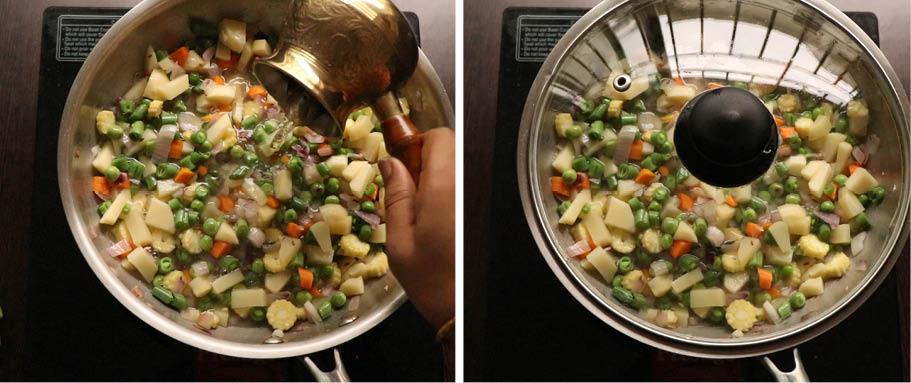 vellai kurma recipe