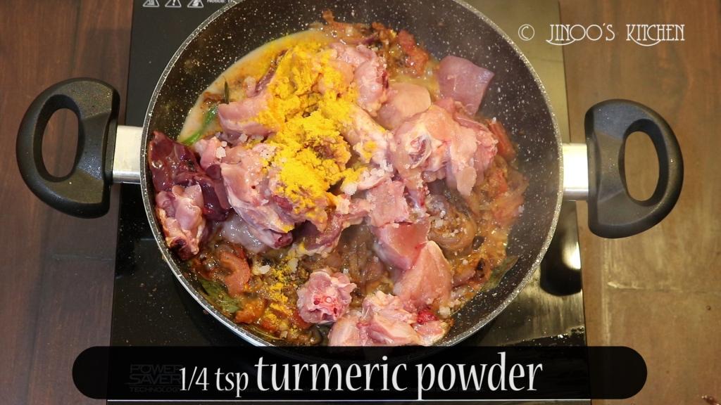 Chicken roast recipe Keralastyle